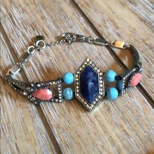 Chloe + Isabel Turkish delight statement bracelet